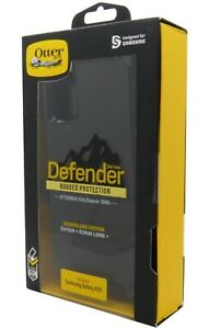 Otterbox Defender Series Case For Samsung Galaxy A51 With Holster Black OEM