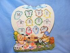 Pendelfin My First Year Picture Frame Toddler Trouble Giftware