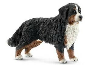 Schleich - Bernese Mountain Dog Female toy figure NEW Farm Life #16397