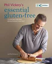 Phil Vickery's Essential Gluten-Free New Hardcover