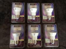 6X LED spot Bulbs E27 5.8w =37w German A+ CLASS large screw 230/240V NEW MRP£30
