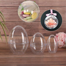 bath bomb mould - egg, ball, heart, plastic acrylic mold, choose shape & size PB