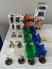 3x Indy Heroclix Boosters 12 Clix Hellboy Darkness UNPLAYED