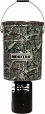 Battery Operated 6.5-Gallon Pro Hunter Hanging Deer Feeder 40lbs Cap by Moultrie