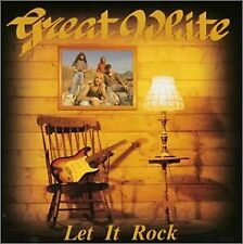 USED CD Let It Rock Great White