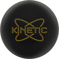 """New Track Kinetic Obsidian Bowling Ball 15#   1st Quality Pin 3-4"""" MB Inline"""