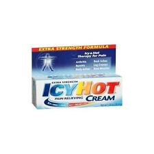 Icy Hot Pain Relieving Cream, Extra Strength, 1.25 oz Each
