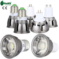 Dimmable LED Spotlight  COB Bulb  6W 9W 12W E26 E27 GU10 GU5.3 MR16  Lamp GL0055