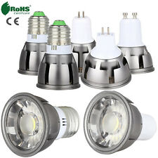 Dimmable LED Spotlight  COB Bulb  6W 9W 12W E26 E27 GU10 GU5.3 MR16  Lamp GL0055