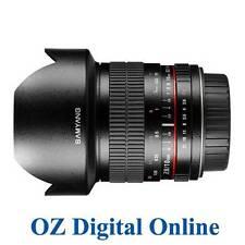 New Samyang 10mm f/2.8 ED AS NCS CS f2.8 Lens for Nikon 1 Yr Au Wty