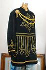 Antique Ihling Bros Everard Knights Templar Velvet Regalia Armout Jacket Coat