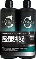TIGI Catwalk Oatmeal & Honey Jumbo/Family Size Shampoos