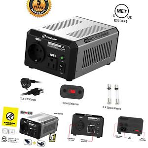 KRIËGER 450 Watt Voltage Transformer 120V to from 230V AC outlet American Eur...