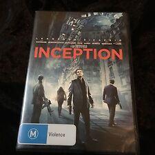 INCEPTION (DVD, 2010) - VERY GOOD CONDITION - LEONARD DICAPRIO, KEN WATANABE,