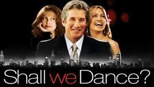 BAILAMOS ( SHALL WE DANCE ) dvd.