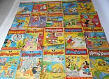 More details for mickey mouse comics 1978 jan-may job lot x20 walt disney disneytime magazines