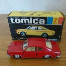 Takara Tomy Tomica Honda 1300 coupe 9 1/60 Red Mini Car Figure Toy Japan F/S