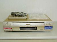 JVC HR-S9700 High-End S-VHS ET Videorecorder neuwertig, FB&BDA, 2 Jahre Garantie