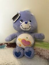 """2004 Care Bears Daydream Bear Special Edition Collector's Series 3 9"""" Plush Toy"""