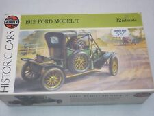 A Vintage Airfix un made plastic kit of a Model T Ford. boxed