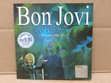 Bon Jovi Bed Of Roses Greatest Hits Mega Rare Malaysia Only CD FCS9043