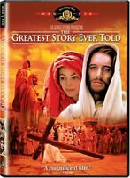 The Greatest Story Ever Told [New DVD] Repackaged