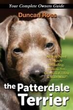 The Patterdale Terrier, Brand New, Free shipping in the Us