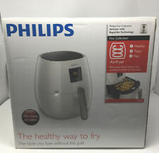 Philips Digital Airfryer Viva Collection The Original Air fryer White HD9230/56