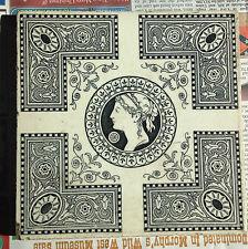 Art Nouveau Josiah Wedgewood Etruria Woman Tile
