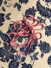Hello Kitty Pink Shoe Strings