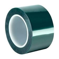 3M High Temp Polyester Masking Tape Powder Coating 2 in X 72 yd