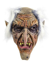 Goblin Rubber Latex Mask Scary Gothic Horror Fancy Dress Halloween Party Gnome