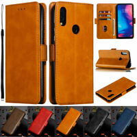 Slim Book Wallet Leather Flip Case Cover For Xiaomi 9T Redmi K20 8 Note 7 Note 8