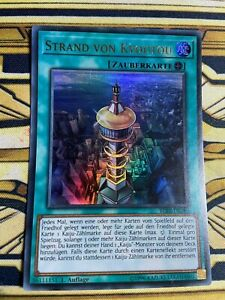 Yugioh Strand Von Kyoutou BLRR-DE089 Ultra Rare