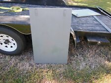 MILITARY SURPLUS  DRASH GENERATOR ACESS COVER USED ON THE HEAT- AIR UNIT US ARMY
