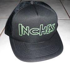 INCHES Rare Vtg Original Gay Porn Magazine Trucker Hat Snapback NEW! Playgirl