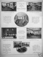 PUBLICITÉ 1927 MAISON DUPONT VOITURES D'ENFANT LANDAU - ADVERTISING