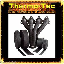 "Thermo-Tec 1"" wide x 25ft - Exhaust Header Wrap - Black"