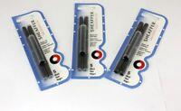Sheaffer Fountain Pen Ink Cartridges Black x 15