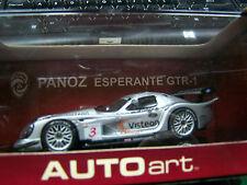1:43 AUTOart : PANOZ ESPERANTE GTR-1 # 3  Team Visteon   MIB  Motorola