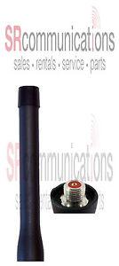 VHF Stubby Antenna Motorola SMA XTS5000 XTS3000 XTS2500 XTS1500 HT1000 MTS2000