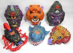 Mighty Max. Doom Zones X6. Complete Series 2. Bluebird Toys. #1.