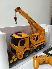 RC Baufahrzeug LKW Kran ferngesteuert 2,4 Ghz