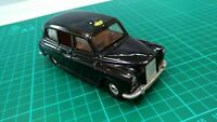 Vintage Corgi Black Austin FX4 London Taxi Black Cab Diecast 13cm Model Car Toy