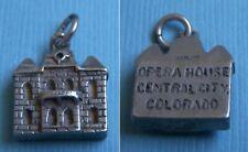 Vintage Central City Opera House Colorado CO sterling charm