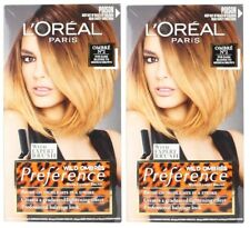 2 x Loreal Preference Wild Ombres 02 For Dark Blonde To Medium Brown Brand New