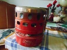 vintage,/ coleman heater   518  b   3000 btu   nice  3305