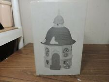 department 56 #56180 Silent Night Music Box works and in great condition