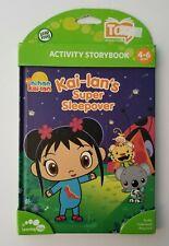 Leap Frog Tag Pen Storybook - Ni Hao, Kai-Lan's Super Sleepover New