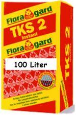100 Liter Floragard TKS 2 Erde Substrat Spezialerde Gartenbau Kultursubstrat